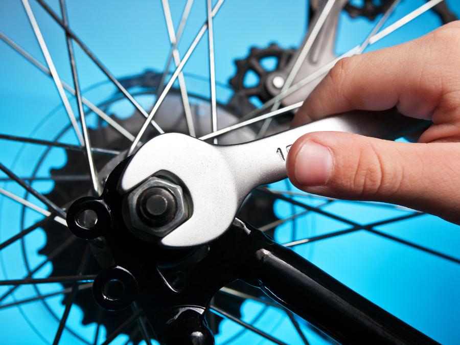 Сборка велосипеда своими руками 1